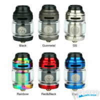 Атомайзер Geekvape Zeus X RTA, 25mm, 4.5ml (CLONE) - Vape Shop Пароход