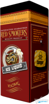 Red Smokers 54мг/мл. Nicotine 54(USP) 50мл. - Vape Shop Пароход