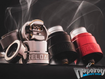 Дрипка Reload S, RDA 24mm (CLONE) - Vape Shop Пароход