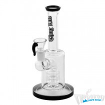 Бонг Thug Life Shower Perc Black 19 см стекло - Пароход Multi shop